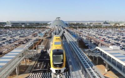 Korea debuts urban magnetic levitation train