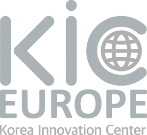 KIC Europe Logo Grey