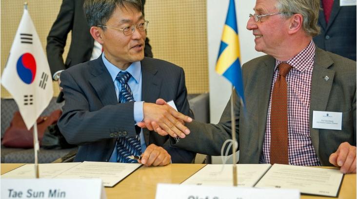 스웨덴 산업연구소 RISE와 향후 협력을 위한 협약서(Letter of Intent) 체결